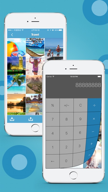 HiCalculator-Private album,lock secret photos safe