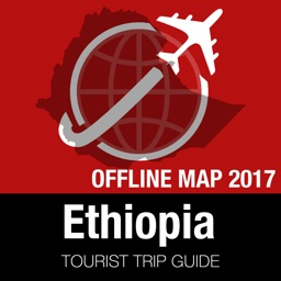 Ethiopia Tourist Guide + Offline Map