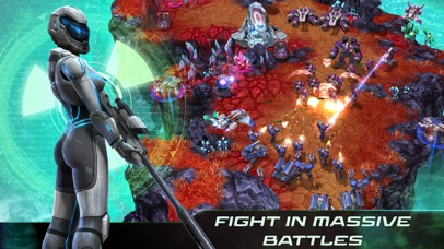 Gates of War screenshot 1