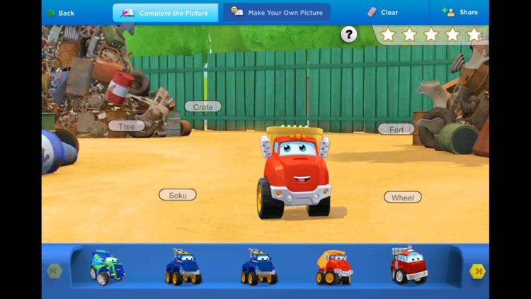 Chuck & Friends: Fort Chuck screenshot-4
