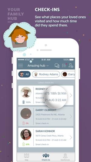 Familie Tresor-App