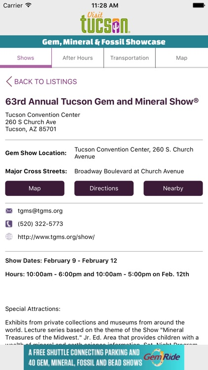 Tucson show guide, 2014 digital edition.