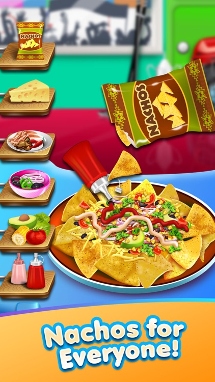 Kids Food Cooking Games