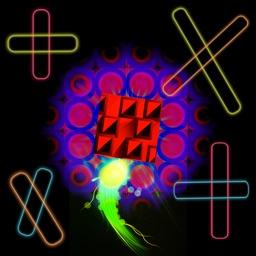 Neon Line Dancing