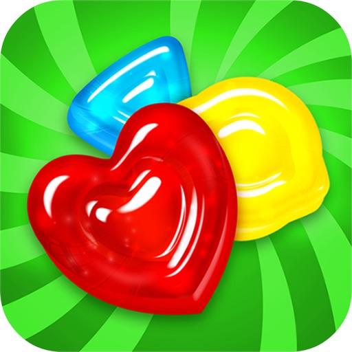 Puzzle Candy Gummy iOS App