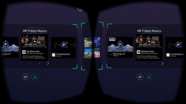 VR Trippy Musics - Virtual Reality