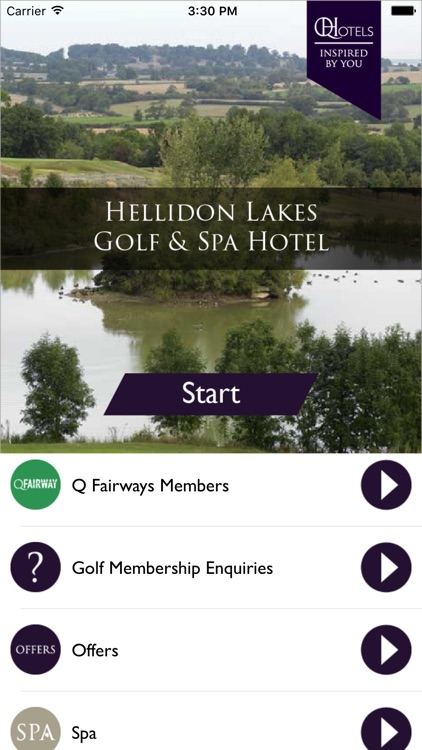 QHotels: Hellidon Lakes Golf & Spa Hotel