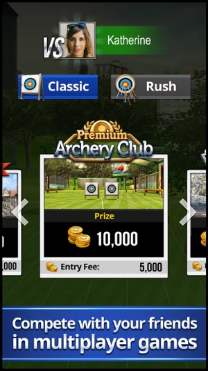 how to play archery king