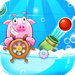 Soap BathRoom Pig Blast