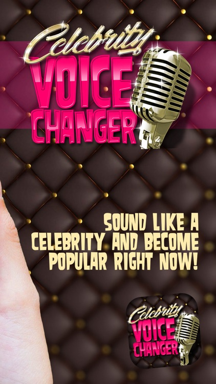 Celebrity Voice Changer – Funny Sound Modifier