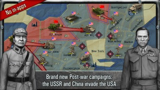 Screenshot #1 pour Strategy & Tactics WW2 Premium