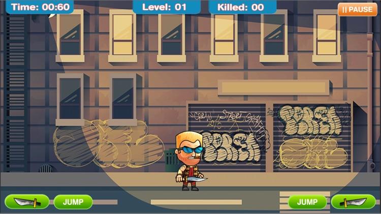 Enforcer - The Game