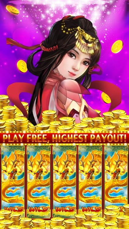 Slots - Las Vegas Grand Jackpot Slot Machines! screenshot-3