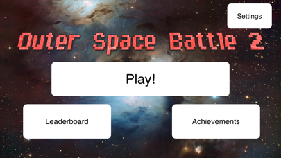 Outer Space Battle 2