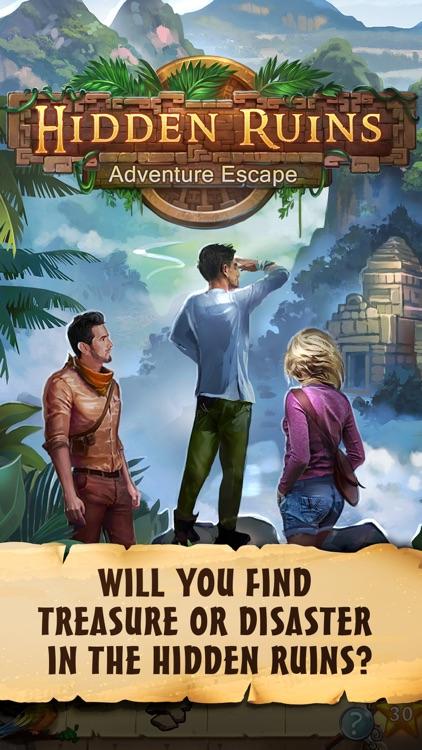 Adventure Escape: Hidden Ruins - Mystery Story screenshot-4