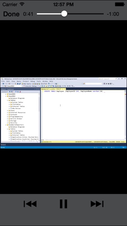 LearnFor SQLServer2016 screenshot-4