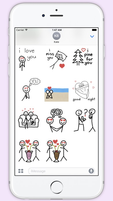 Sticky Love Pack screenshot two