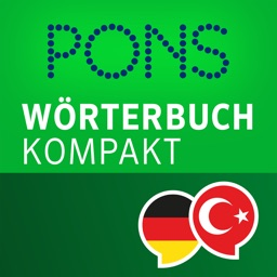 Dictionary Turkish - German COMPACT by PONS
