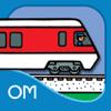 Oceanhouse Media - Trains - Byron Barton アートワーク