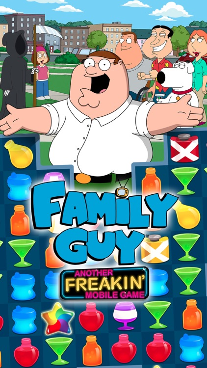 Family Guy- Another Freakin' Mobile Game screenshot-4