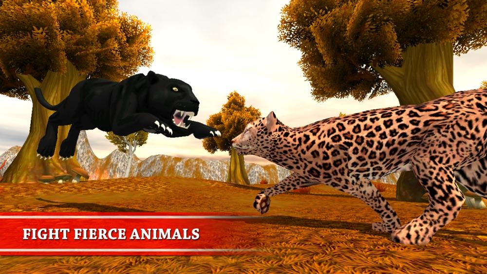 Black Panther Simulator - Wild Animals Survival 3D hack tool
