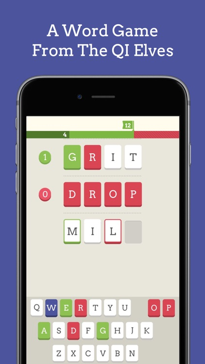 Qiktionary – The 4-letter Game screenshot-0