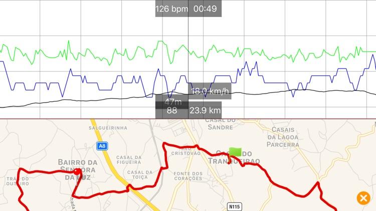 Workout Beacn - Running,Cycling/Biking,Walking screenshot-4