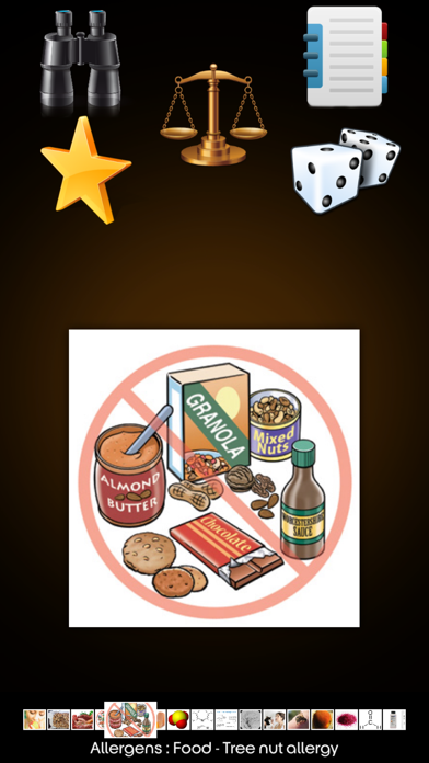 List of Allergens Guide! screenshot 1
