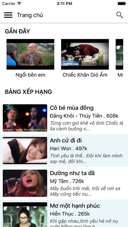 Hat Karaoke Viet Nam - Pro