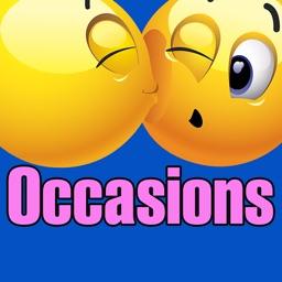 CLIPish Occasions - Animated Stickers Set 7