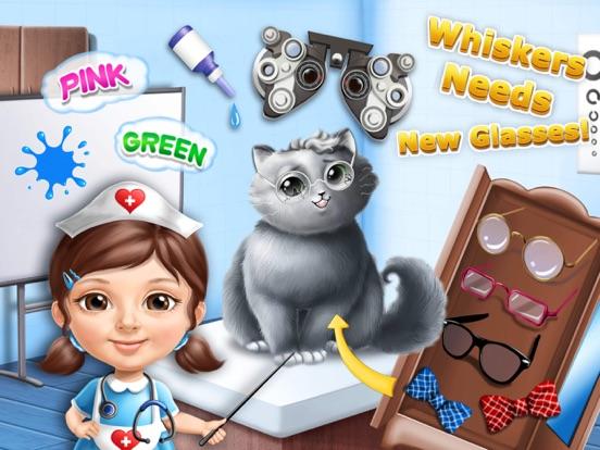 Sweet Baby Girl Cat Shelter – No Ads screenshot 7
