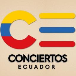 Conciertos Ecuador