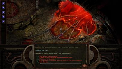 Скриншот №1 к Planescape Torment