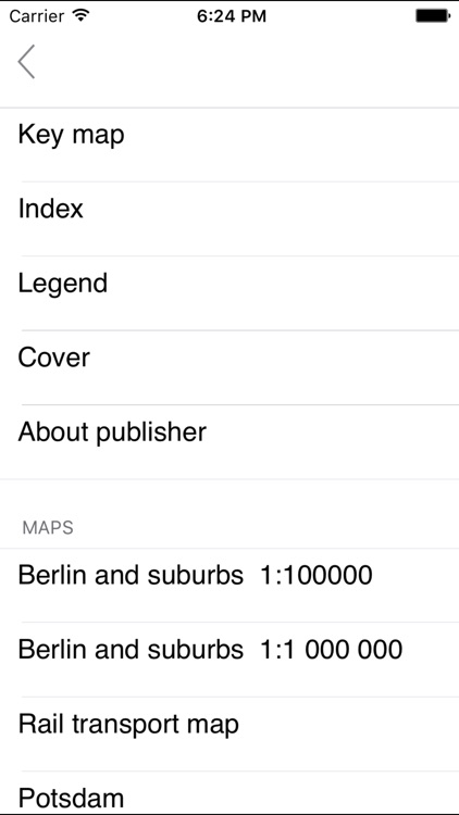 Munich and its suburbs. Tourist and road map. screenshot-1