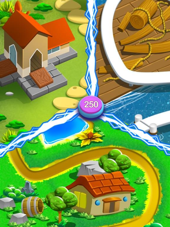 Fruit Yummy Pop - Garden Drop Match 3 Puzzle screenshot 6