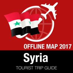 Syria Tourist Guide + Offline Map