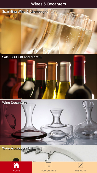 Wine Outlet screenshot one