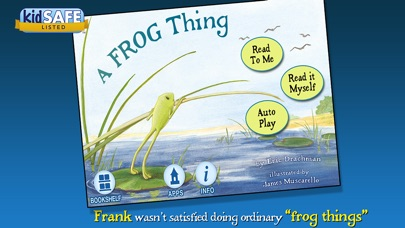 A Frog Thing review screenshots