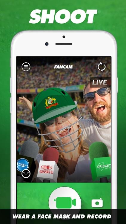 Cricket FanCam