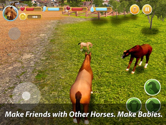 Magic Horse Quest screenshot 7