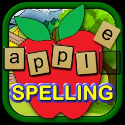 Kinder Rechtschreibung Spaß - lehrt 500 englische