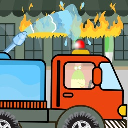 Fire fighting Game for kids
