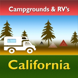 California – Camping & RV spots