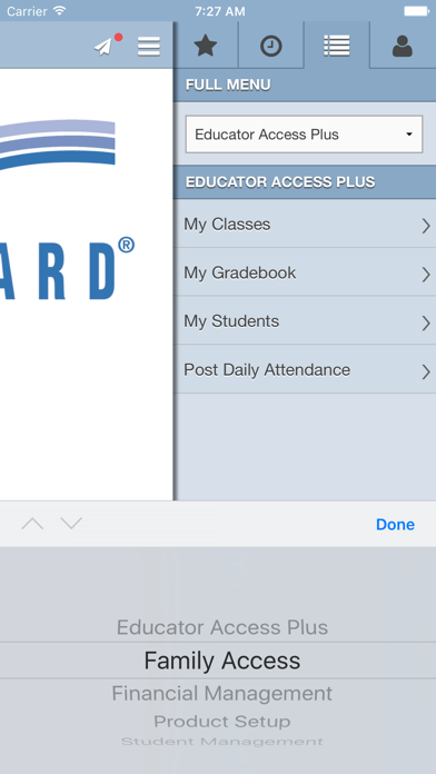 Skyward Mobile Access review screenshots