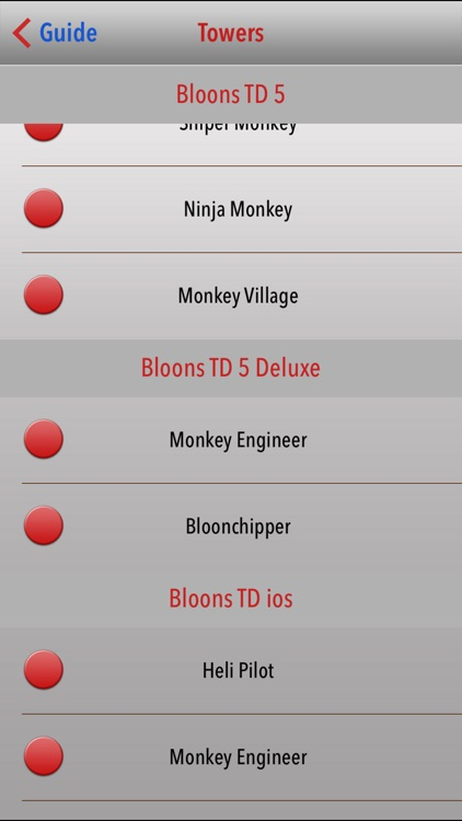 Best Cheats+Guide For Bloons TD 5 screenshot-3