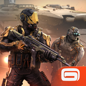 Modern Combat 5 : The Multiplayer eSports Shooter Games app