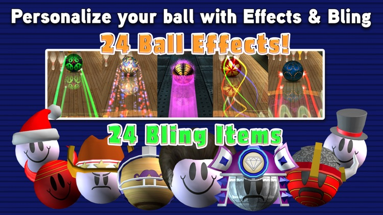 Gutterball: Golden Pin Bowling Lite screenshot-2