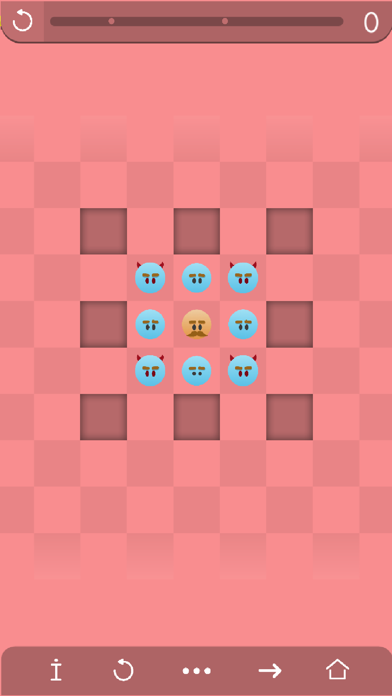 Dot Kingdom - a beautifully minimalist puzzle game screenshot two