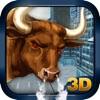 Bull Simulator - Real Bull City Attack 3D