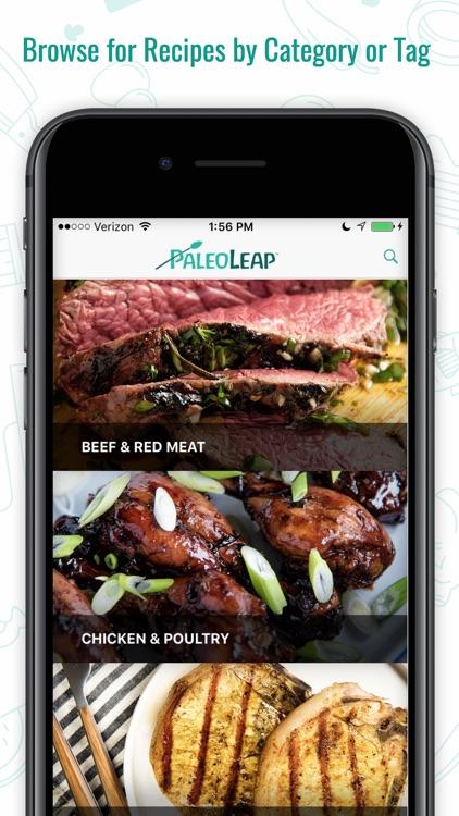 Paleo Leap: Official App